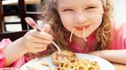Restaurant La Piazzetta: Zu den Kindergerichten